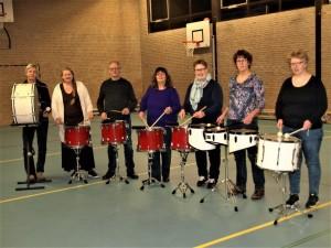 90 drumband helder